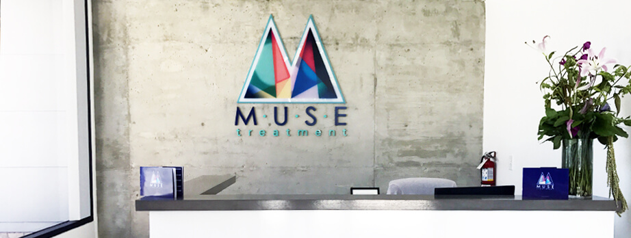 Muse Addiction Treatment Center in Los Angeles CA Lobby