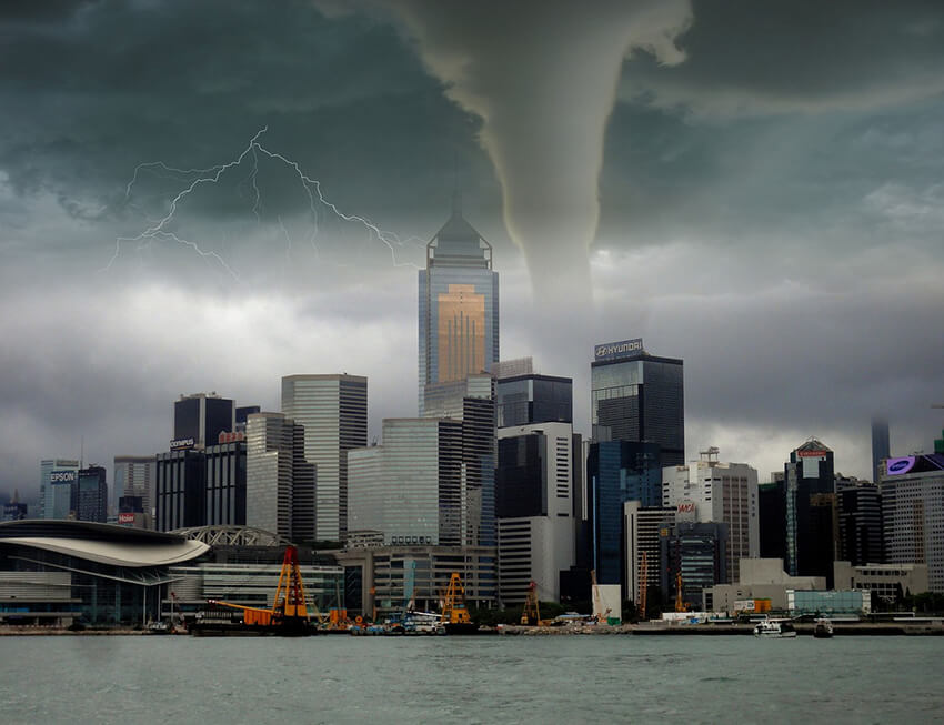 Natural Disasters Contribute to Substance Abuse