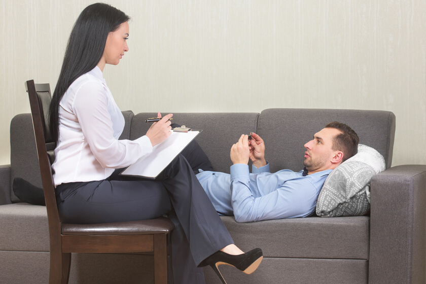 How to Work With Your Addiction Therapist