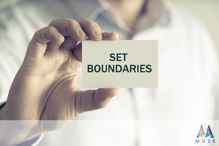 Setting Boundaries With Someone Dealing With Addiction